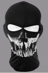 Stylish Ghost Pattern Outdoor Protective Headgear For Men