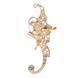 ONE PIECE Punk Butterfly Rhinestone Ear Cuff