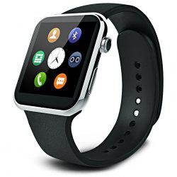 A9 Bluetooth 4.0 Smart Watch with Heart Rate Monitor Sport Tracker -