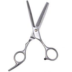 Professional Stainless Steel Grooming Hair Thinning Scissors -