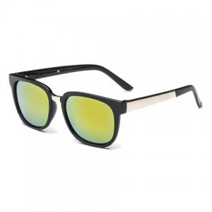 Metal Full Frame Affordable Polarized Sunglasses -