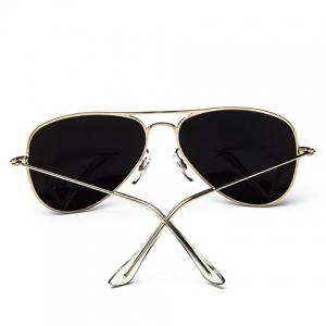 Chic Simple Alloy Frame Sunglasses For Women -