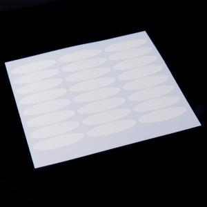 24 Pairs Non-glare Incarnadine Lifelike Invisible Adhesive Double Eye Eyelid Tape Sticker -
