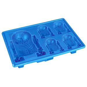 Cute Star Wars Robot R2-D2 Mold Multi-Function Silicon Ice Cube Tray -