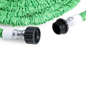 50FT Expandable Garden Hose Pipe with 7 in 1 Spray Gun -