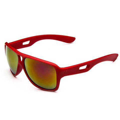 Shops Hollow Out Leg Cycling Affordable Polarized Sunglasses