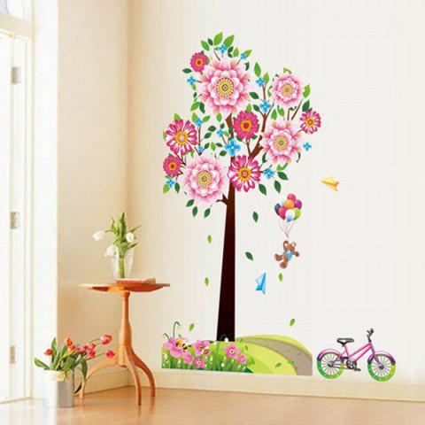 Hot DIY Sweet Big Tree Pattern Home Decoration Decorative Wall Stickers