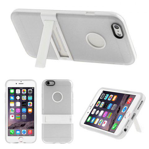ENKAY Protective Back Cover Case Tempered Glass Screen for iPhone 6 6S 154109908