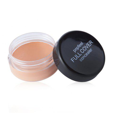 Store Natural Full Cover Long Lasting Smooth Concealer 03#