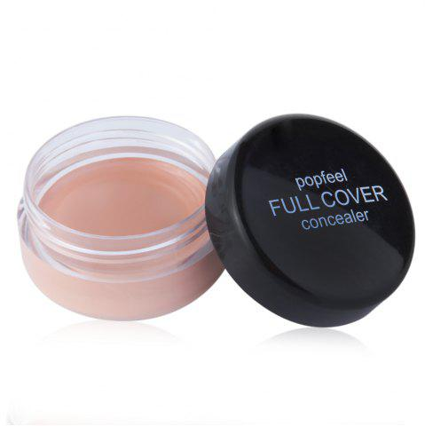 Fancy Natural Full Cover Long Lasting Smooth Concealer 02#