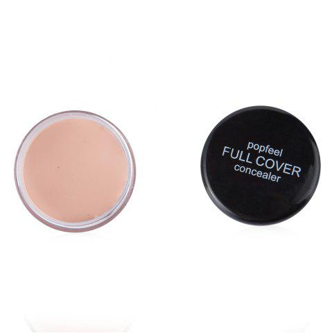 Store Natural Full Cover Long Lasting Smooth Concealer - 01#  Mobile