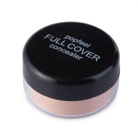 Cheap Natural Full Cover Long Lasting Smooth Concealer - 01#  Mobile
