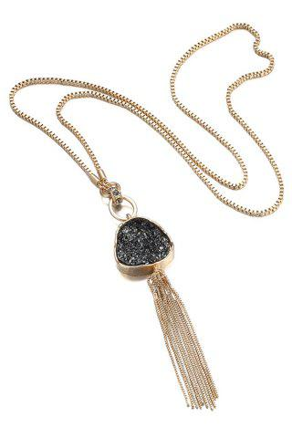 Discount Chain Tassel Pendant Necklace For Women