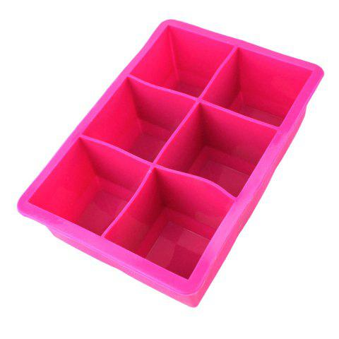 Chic Square Style DIY Ice Mold Cool Drinks Chocolate Mould