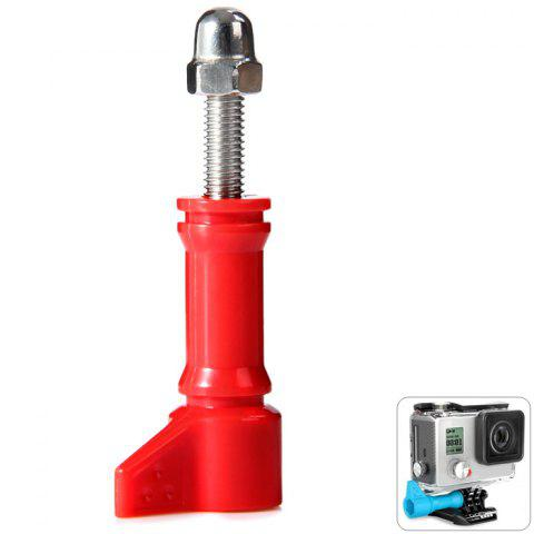 Outfits Hi-Torque Thumbscrews with PC Action Sports Camera Accessory RED