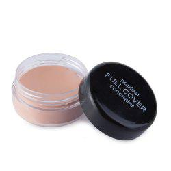Natural Full Cover Long Lasting Smooth Concealer - 01#