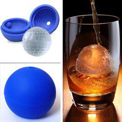 Stylish Spherical Mold Multi-Function Silicon Ice Cube Tray -