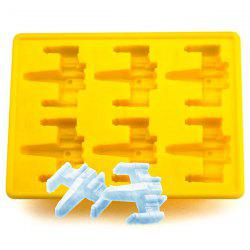 Cute Star Wars X-Wing Mold Multi-Function Silicon Ice Cube Tray -