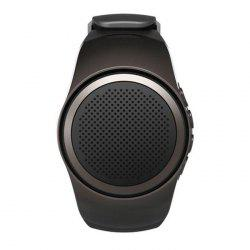 YUHAI Bluetooth 2.1 Watch Style Music Speaker Hands-free Call Wristwatch -