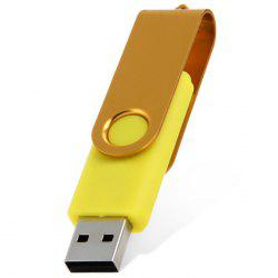 2 in 1 32GB OTG USB 2.0 Flash Drive for Laptop / Smart Phone / PC / Notebook etc. -