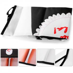 Washable Creative Apron Funny Kitchen Cooking Supplies - AS THE PICTURE SIZE 4
