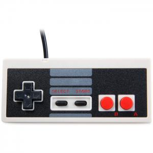 Classic USB Controller with A / B Function Button for NES -