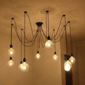 E27 Socket Edison Retro Style Pendant Lamp Holder -