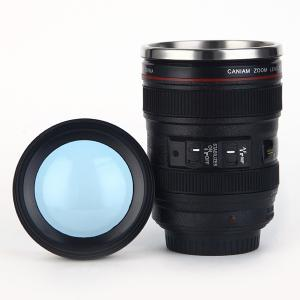 Creative High Quality Camera Lens Shape Special 300ML Valentine Gift Cup -