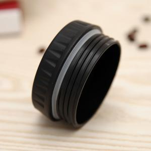New High Quality Travel Coffee Mug 400ML Camera Lens Mug -