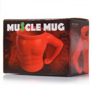 Novel Fitness Man Muscle Style Creamic Cup Home Office Appliance -