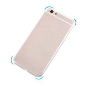 ASLING Soft TPU Material Practical Protective Case for iPhone 6 Plus / 6S Plus Transparent Ultra-slim -