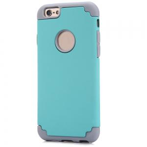 Hybrid Rugged Rubber Shockproof Hard Case Cover foriPhone 6 6S 4.7 inches -