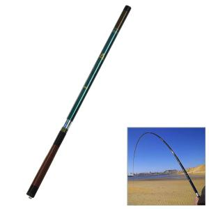 Small Rice 3608 3.6m GRP Telescopic Fishing Rod with 8 Segments