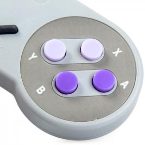 Classic USB Controller with A / B / X / Y Function Button for SNES -