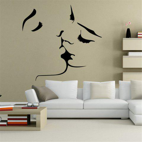 Shops Personalized Carve Style Removable Wall Stickers Fashion Room Window Decoration