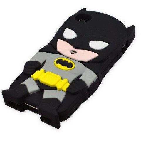 Buy 3D Cool Character Comics Batman Silicone Shockproof Protective Case for iPhone 6 / 6S