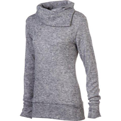 Outfit Turtleneck Tunic Jumper GRAY M