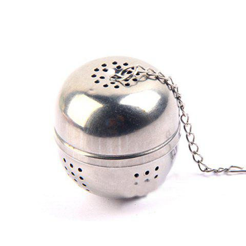 Outfit Creative Hollow Out Stainless Steel Tea Infuser