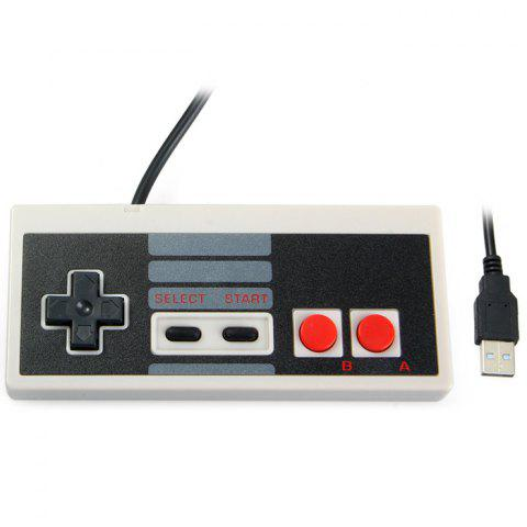 Hot Classic USB Controller with A / B Function Button for NES