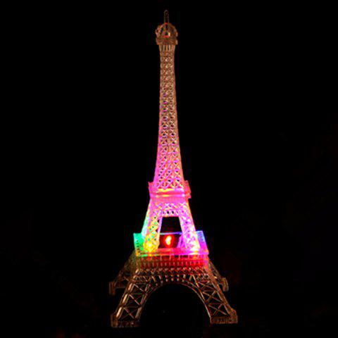 Unique Cute LED Glowing Eiffel Tower Christmas Party Decoration