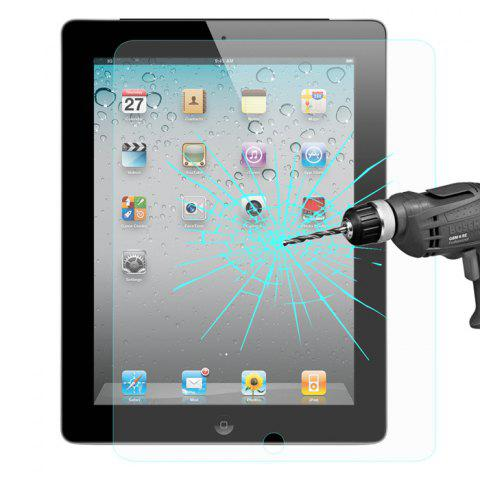 TRANSPARENT Tempered Glass Screen Protector for iPad 2 3 4