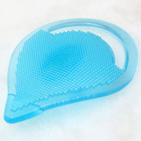 Fancy Face Skin Care Silicone Blackhead Remover Facial Cleaning Pad Women Makeup Supply - RANDOM COLOR  Mobile