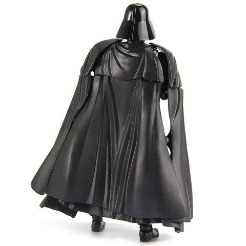 Discount Popular Movie 16cm Revoltech Figure Model with Cool Weapon - BLACK  Mobile