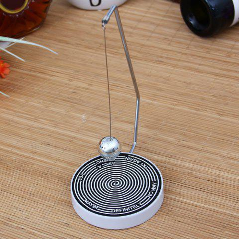 Hot Funny Magnet Decision Maker Toy with Dangling Ball for Home Office