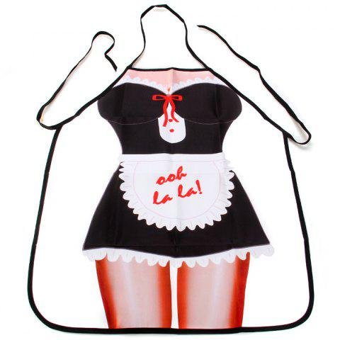 Online Washable Creative Apron Funny Kitchen Cooking Supplies