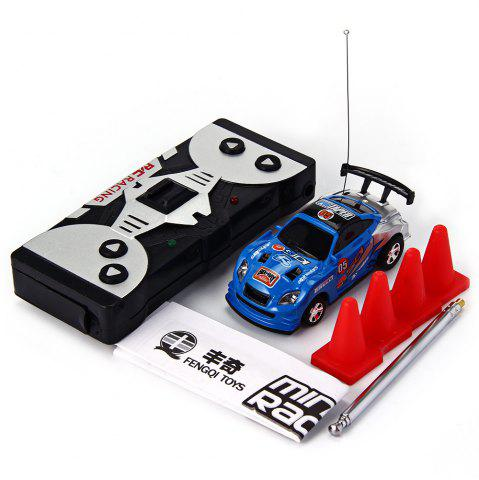 Hot 1 : 63 Coke Can Mini RC Radio Remote Control Micro Racing Car - COLORMIX  Mobile