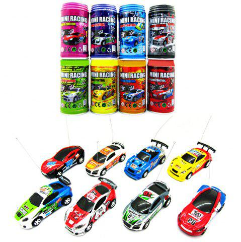 Latest 1 : 63 Coke Can Mini RC Radio Remote Control Micro Racing Car - COLORMIX  Mobile
