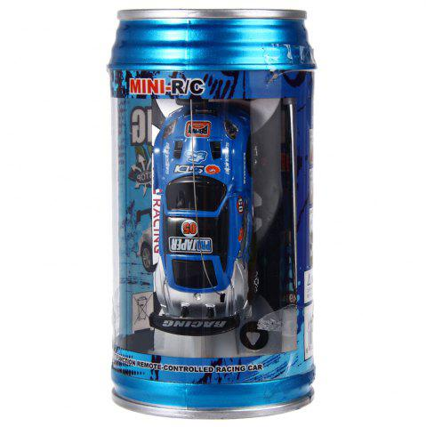 Discount 1 : 63 Coke Can Mini RC Radio Remote Control Micro Racing Car - COLORMIX  Mobile