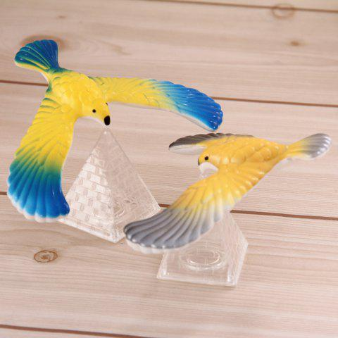 Online Magic Balancing Eagle Model Decoration for Home Office - RANDOM COLOR  Mobile
