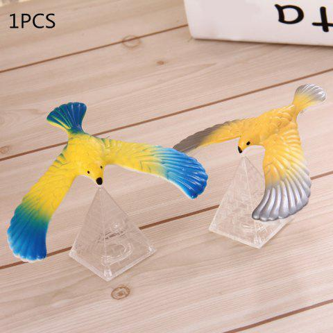 Outfit Magic Balancing Eagle Model Decoration for Home Office - RANDOM COLOR  Mobile